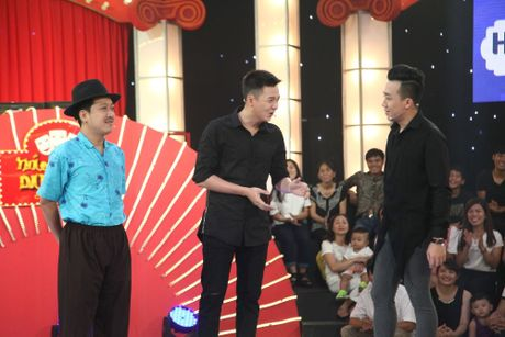 Tran Thanh che bai Truong Giang an mac que mua - Anh 3