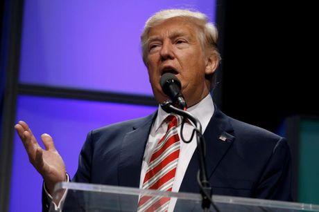 Ong Trump muon 'xoa diu' dong minh Chau A khi gap Thu tuong Nhat Ban - Anh 1