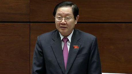 Se xem xet ky luat hanh chinh voi nguyen Bo truong Cong Thuong Vu Huy Hoang - Anh 1
