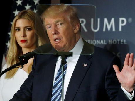 Con gai ong Trump 'hung da' vi nhap nhang giua chinh tri va kinh doanh - Anh 2