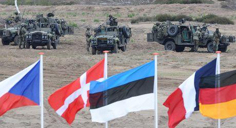 EU lo tham vong thuc su: NATO hay quan doi rieng - Anh 1