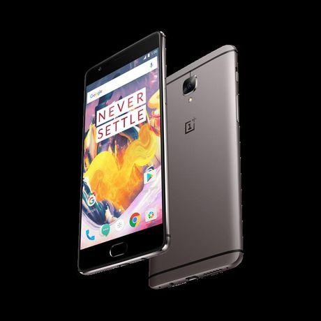 OnePlus 3T chinh thuc ra mat: Ban nang cap sang gia cua OnePlus 3 - Anh 5