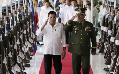 Dac nhiem My - Philippines tien hanh tap tran chung - Anh 1