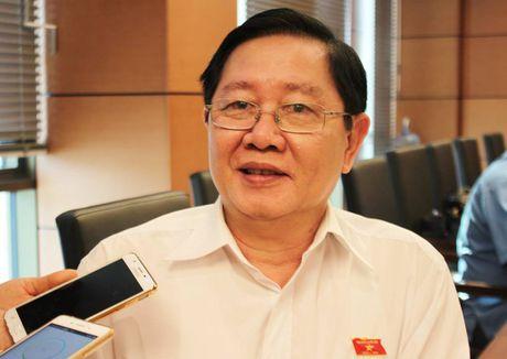 Bo truong Bo Noi vu Le Vinh Tan: 'Toi se thang than' - Anh 1