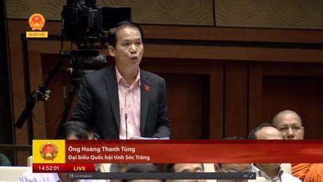 Xu ly ong Vu Huy Hoang de canh bao nguoi dang tai chuc - Anh 1