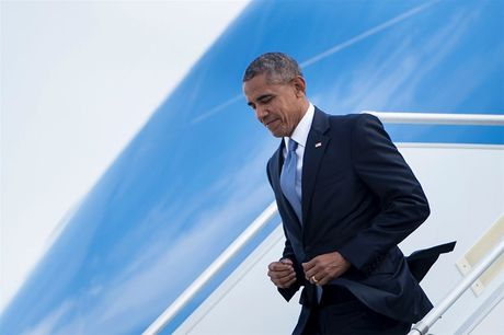 Tong thong Obama va chuyen cong du cuoi cung toi chau Au - Anh 1