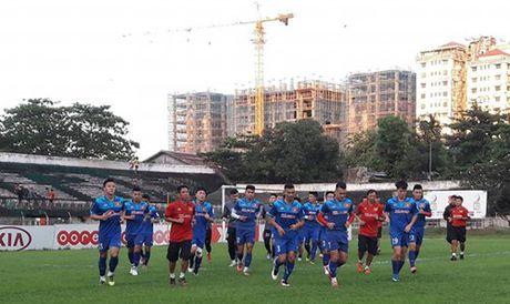 Tuyen Viet Nam: Bat dau chinh phuc AFF Cup - Anh 1
