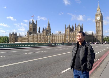 Nha nghien cuu van hoa Nguyen Hoa: Phai xay dung duoc nhung tam guong liem chinh - Anh 2