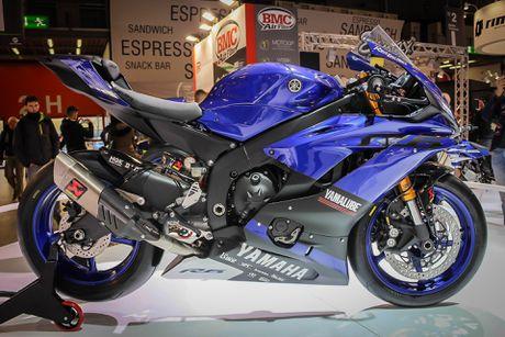 Yamaha R6 2017 thay doi dien mao hoan toan - Anh 1