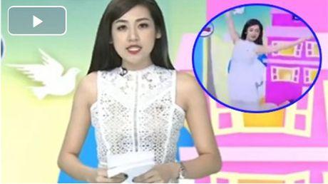 Nhung su co khong ngo tren song truc tiep cua MC Hoai Anh, Tu Anh - Anh 1