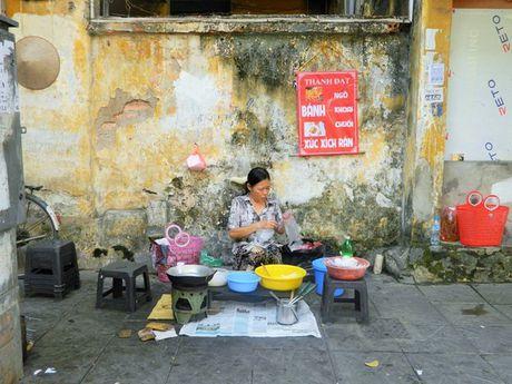 'Van hoa' bet trong am thuc duong pho Ha Noi - Anh 3