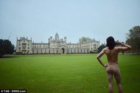 Sinh vien Cambridge thi mong dep thuong nien - Anh 7