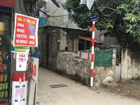 Vu thanh nien chet trong nha ban gai: Loi nguoi hang xom - Anh 1