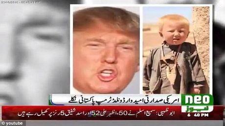 Ro tin don ong Donald Trump sinh ra tai Pakistan - Anh 1