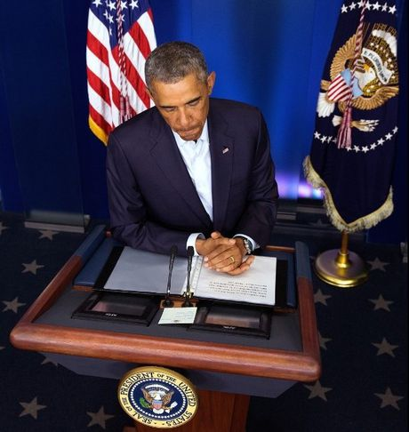 100 khoanh khac nhiem ky Tong thong Obama (phan 4) - Anh 3