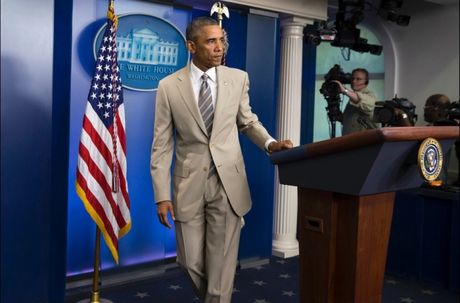 100 khoanh khac nhiem ky Tong thong Obama (phan 4) - Anh 4