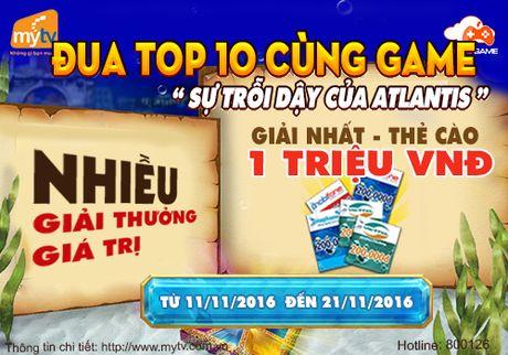 Dua Top 10: Su kien hot tren Cloud Game cua MyTV - Anh 1