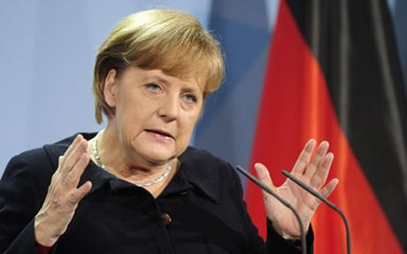 Ba Angela Merkel co y dinh tai tranh cu Thu tuong nhiem ky thu 4 - Anh 1