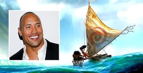 Dwayne 'The Rock' Johnson cung muon tranh cu Tong thong My - Anh 4