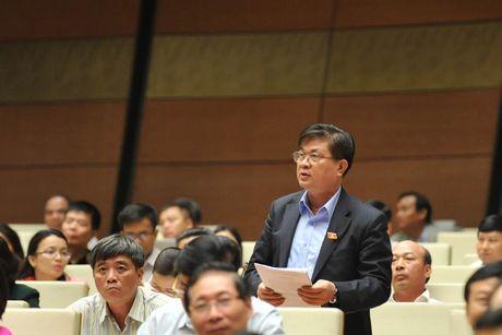 Hinh anh: Phien tra loi chat van cua Bo truong GD-DT Phung Xuan Nha - Anh 11