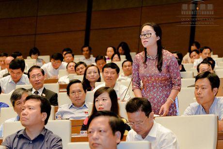 Hinh anh: Phien tra loi chat van cua Bo truong GD-DT Phung Xuan Nha - Anh 5