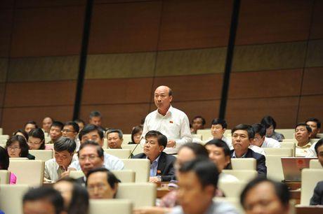 Hinh anh: Phien tra loi chat van cua Bo truong GD-DT Phung Xuan Nha - Anh 7