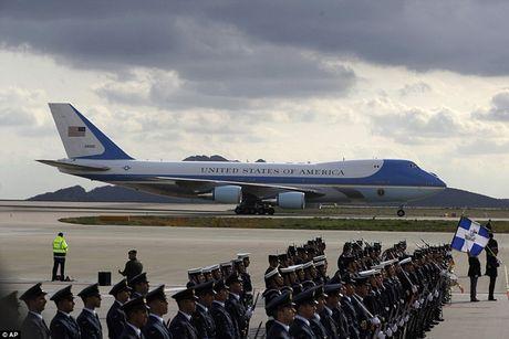 Chuyen cong du cuoi cung cua Obama tren cuong vi Tong thong - Anh 1