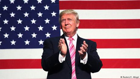 Ong Trump co the de Nga va Iran chu dong giai quyet khung hoang Syria? - Anh 1