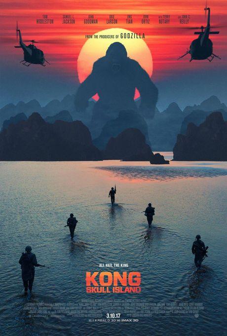 Phim quay tai Viet Nam 'Kong: Skull Island' tung trailer chinh thuc - Anh 1