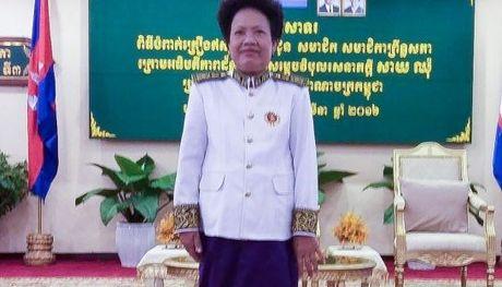 Campuchia: Nguyen thuong nghi sy doi lap Thak Lany lanh an tu - Anh 1