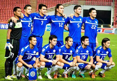 AFF Suzuki Cup: Bang A - Bang dau 'tu than' - Anh 3