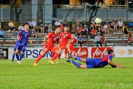 AFF Suzuki Cup: Bang A - Bang dau 'tu than' - Anh 4
