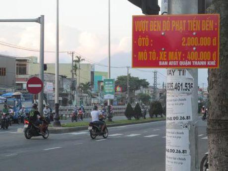 Bao gia phat giao thong tren pho: Dan Da Nang khuyen ngot - Anh 2
