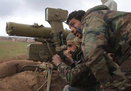 Nga don dap o Tay Nam Aleppo, tran chien cuoi cung - Anh 3