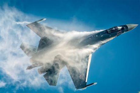 Khuc mac tien nong, Nga chua chot ban Su-35 cho Trung Quoc - Anh 1