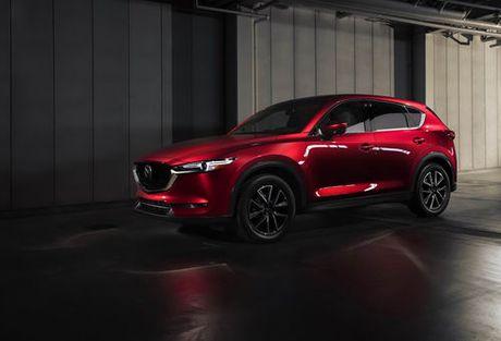 Mazda CX-5 2017 hoan toan moi ra mat - Anh 1