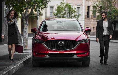 Mazda CX-5 2017 hoan toan moi ra mat - Anh 2