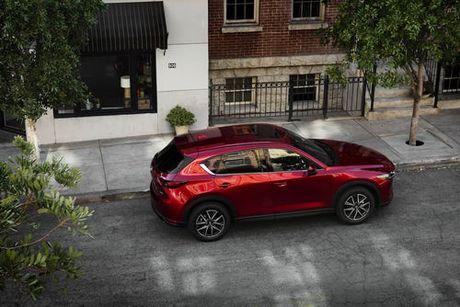 Mazda CX-5 2017 hoan toan moi ra mat - Anh 4