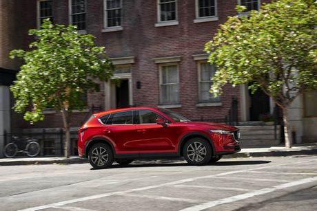 Mazda CX-5 2017 hoan toan moi ra mat - Anh 5