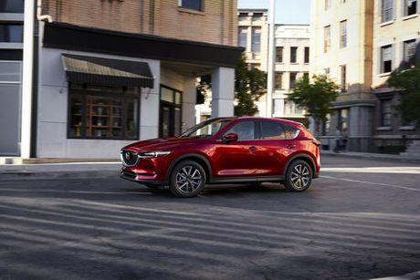 Mazda CX-5 2017 hoan toan moi ra mat - Anh 6
