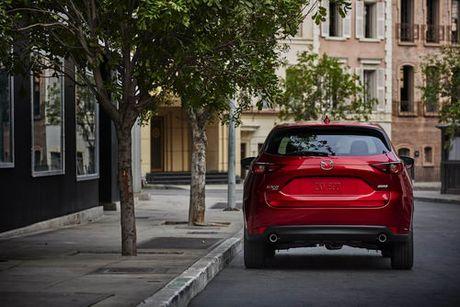 Mazda CX-5 2017 hoan toan moi ra mat - Anh 7