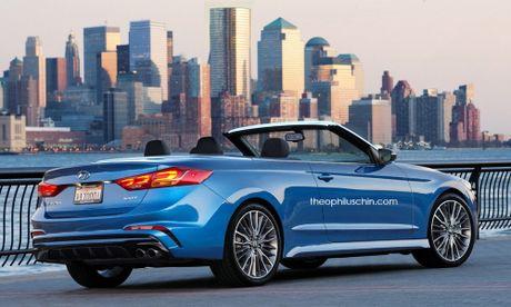 'Khong the roi mat' voi thiet ke Hyundai Elantra Cabriolet - Anh 2