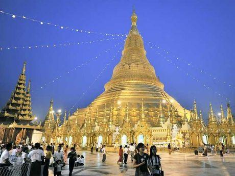 Kham pha Myanmar trong hanh trinh 4 ngay ket hop xem AFF cup - Anh 1