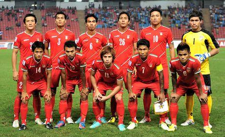 Myanmar chuan bi gi truoc tran gap DT Viet Nam tai AFF Cup 2016? - Anh 1