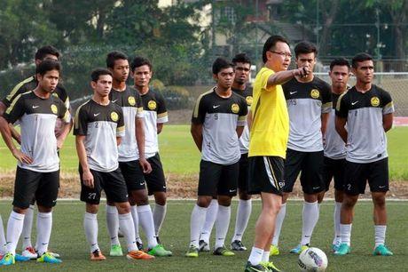 HLV Malaysia danh gia cao Cong Phuong, Tuan Anh va Xuan Truong - Anh 1
