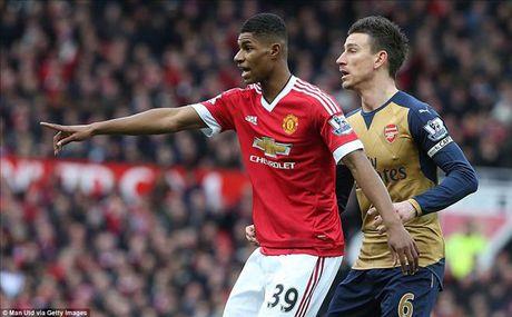 MU vs Arsenal va nhung tran dau khong the bo qua cuoi tuan nay - Anh 1