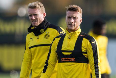 Dortmund don tin vui, Reus se tro lai trong dai chien Hum xam - Anh 1