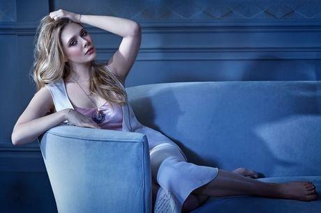 Elizabeth Olsen nong bong, sexy va tao bao - Anh 6