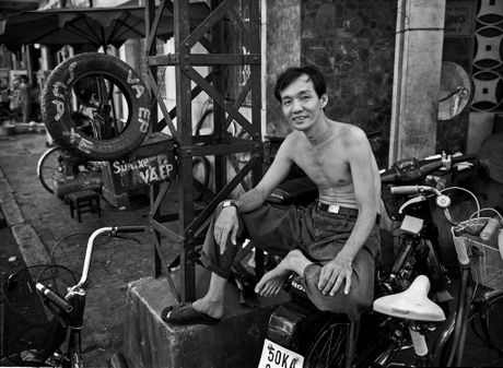 Bo anh tuyet voi ve Sai Gon thap nien 1990 (2) - Anh 11