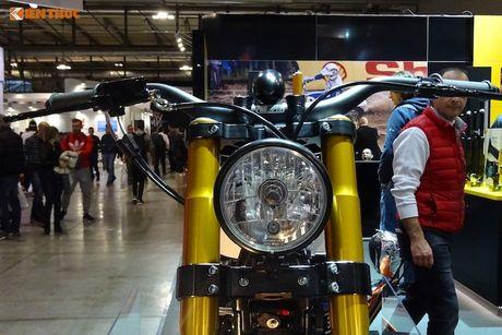 Triumph Scrambler 'hang thua' chinh hang tu Bonneville T100 - Anh 2